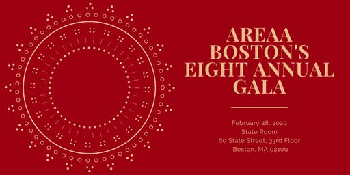 AREAA Boston's 8th Annual Gala
