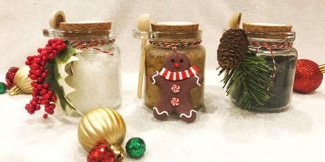 DIY: Holiday Body Scrubs (gift idea!) tickets