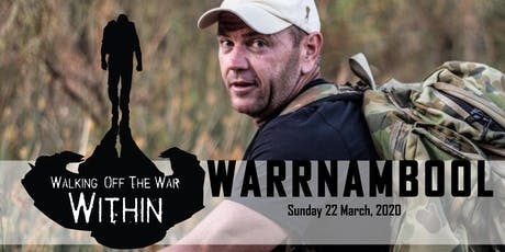 Walking Off The War Within 2020 - Warrnambool tickets