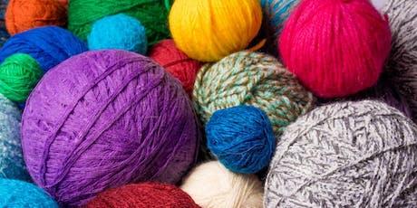 Kids Crochet - Summer Art Session  (8 - 12 years) @ Bondi Pavilion #24009 tickets