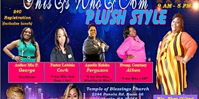 This Is Who I Am, Plush Style Conference