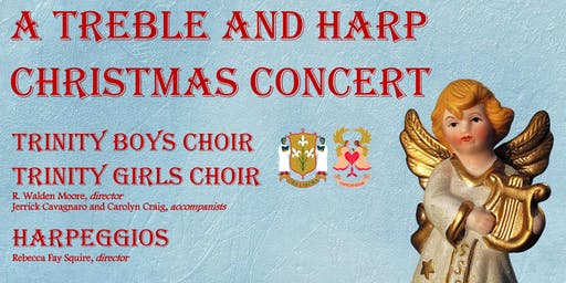A Treble and Harp Christmas Concert