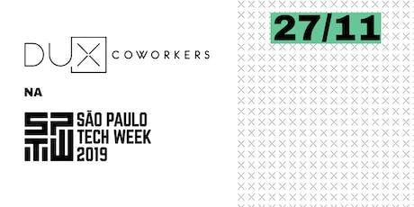 Imersão na Cultura de Coworking e UX + Mentoria de UX + Vivência com @prempaak ingressos