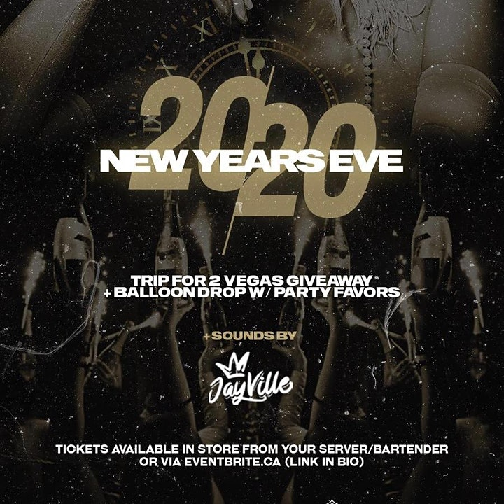 NYE 2020 AT TAPHOUSE GUILDFORD image
