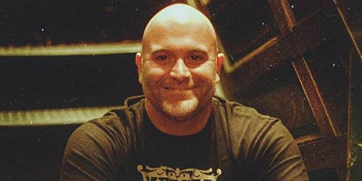 Comedian Mike Finoia