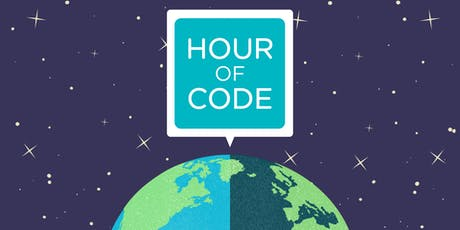 Hour of Code - Woodcroft Library tickets