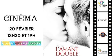 Cinéma I L'Amant double tickets