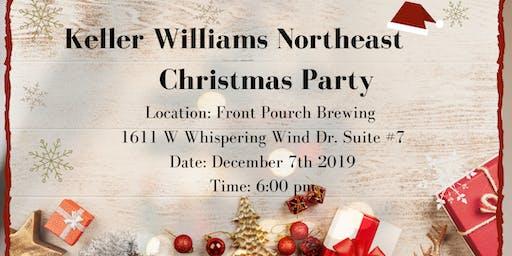 Keller Williams Northeast Christmas Party