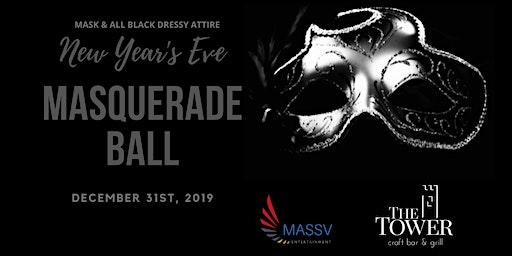 NEW YEAR'S EVE MASQUERADE BALL 2019