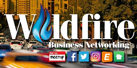 Wildfire Business Networking - December Event Series | Start 2020 Marketing Early tickets