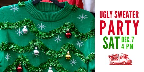 2nd Annual Ugly Sweater Party tickets