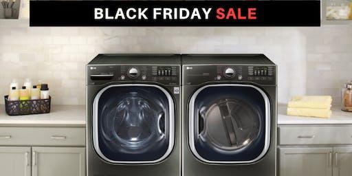 Black Friday Appliance & Furniture Sale