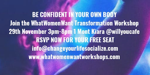 Inside-out Transformation Workshop for Women