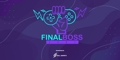Final Boss Fest boletos