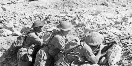 History Talk - Australians in the Western Desert in WWII tickets