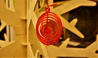 Christmas Ornament 3D-Printing