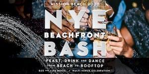NYE Beachfront Bash 2020