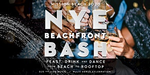 NYE Beachfront Bash 2020