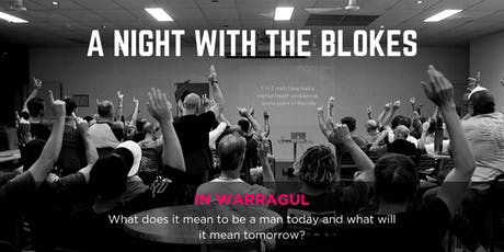 Tomorrow Man - A Night With The Blokes in Warragul tickets