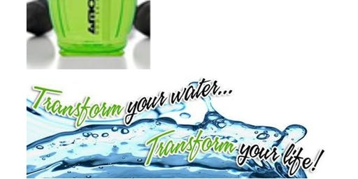 Change your Water, Change your Health...