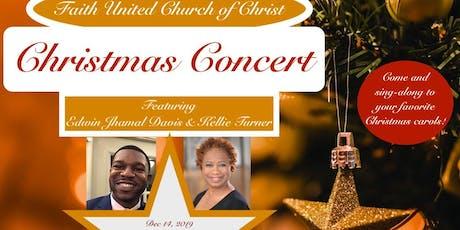 Faith United Church of Christ CHRISTMAS CONCERT tickets