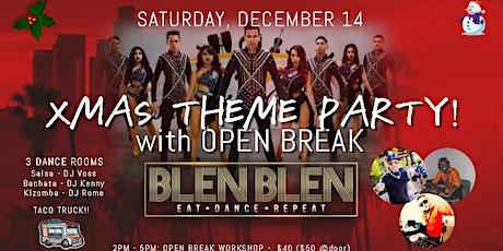 Christmas Blen Blen with Open Break! tickets