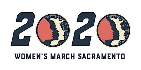Women's March Sacramento 2020 tickets