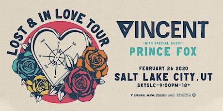 Energi Wednesdays: Vincent tickets