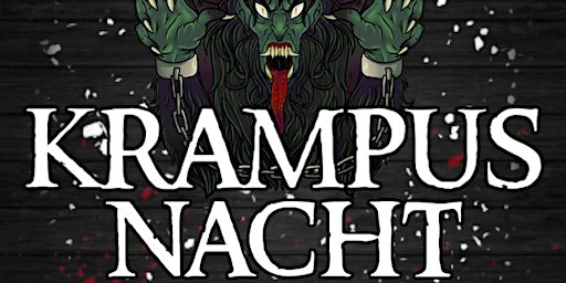 Krampus Nacht Party