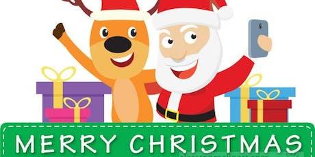 Christmas Scavenger Hunt tickets