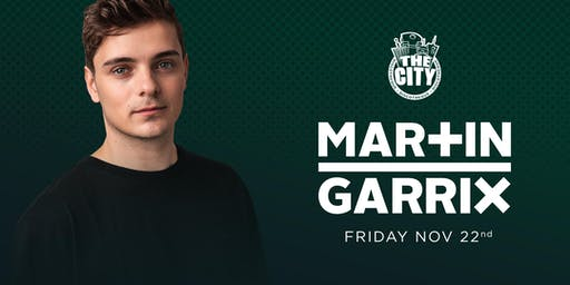 Martin Garrix at The City Cancun