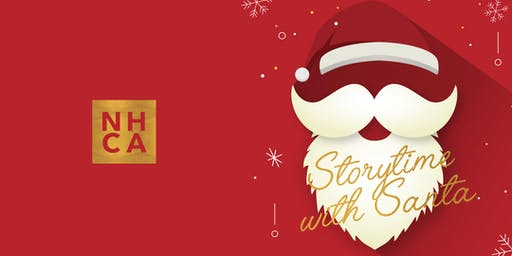 New Hope Christian Academy Story Time with Santa