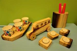 Beginner Woodworking: Make a Christmas gift