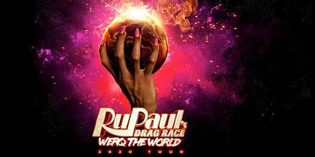 RuPaul's Drag Race: Werq the World Tour 2020 - Sydney  tickets