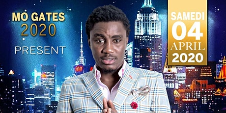 MO GATES 2020 Present : Wally Ballago Seck tickets