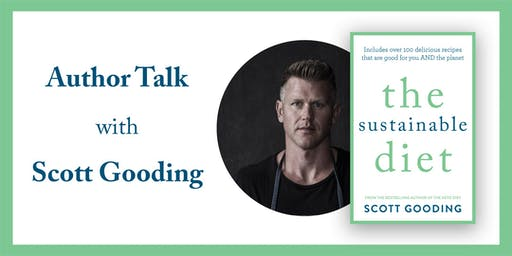 Author Talk with Scott Gooding