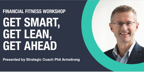 enableMe Financial Fitness Workshop with Phil Armstrong tickets