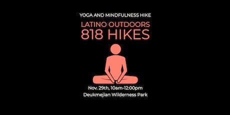 LO Los Angeles and 818 Hikes #OptOutside Yoga and Mindfulness Hike tickets