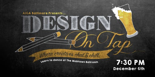 Design on Tap: Dancing at Mobtown Ballroom