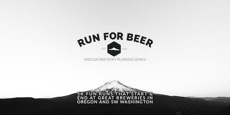 Oregon City Brewing 5k Fun Run tickets