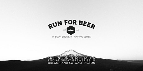 Oregon City Brewing 5k Fun Run tickets