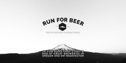 Oregon City Brewing 5k Fun Run