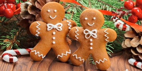 Gingerbread Decorating Workshop tickets