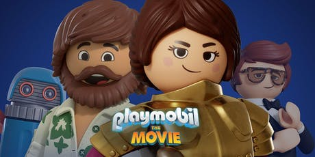 Exclusive PLAYMOBIL Movie Screening tickets