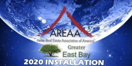 AREAA Greater East Bay -  2020 Installation Gala tickets