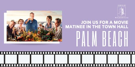 Movie Matinee  - Palm Beach tickets