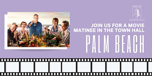 Movie Matinee  - Palm Beach