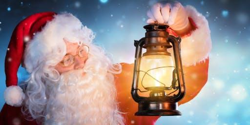 Sensitive Santa at The Square Mirrabooka
