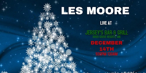Les Moore Christmas at Jersey's Bar & Grill