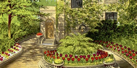 Designed Water: history of water in garden design. 3rd of 4 lectures tickets